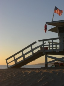 Lifeguard tower 2
